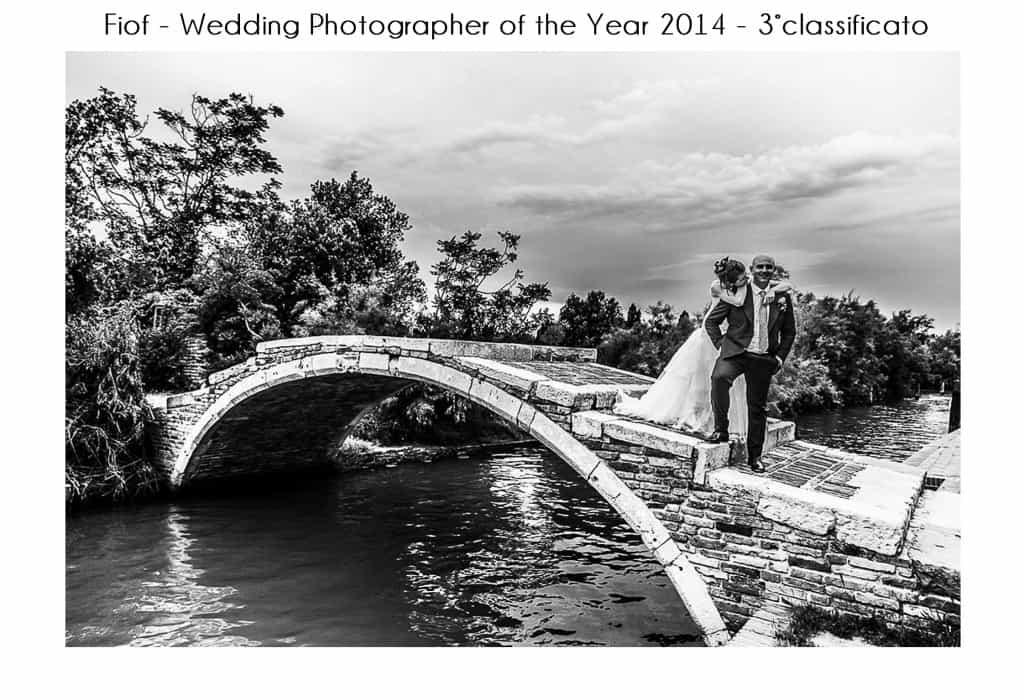 Premio fiof wedding photographer of the year 2014