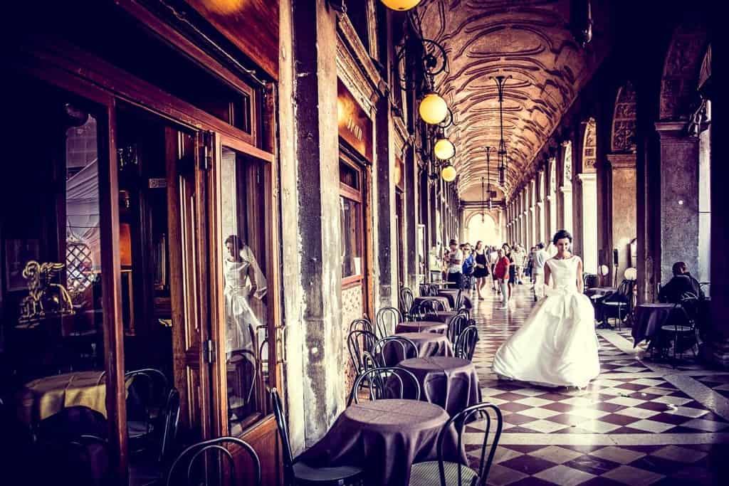 Fotografo Matrimonio Artistico a Venezia