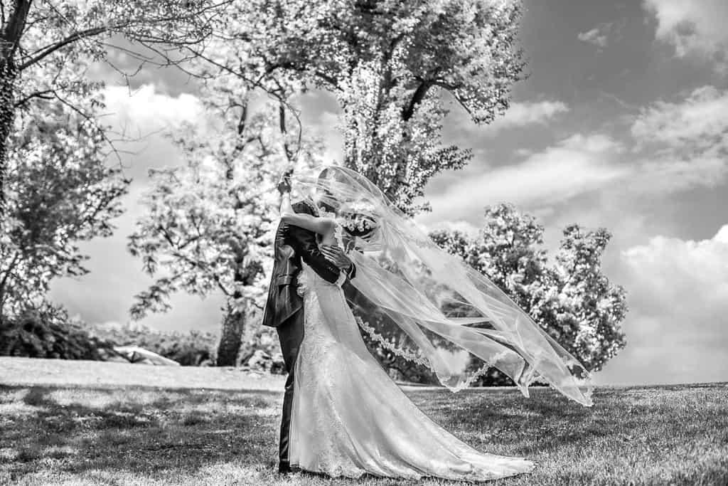 fotografo matrimonio treviso in bianco e nero